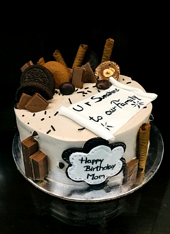 Special cake for
