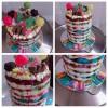 Special Cake for Holi