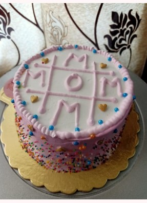 Exclusive Cake For Mom