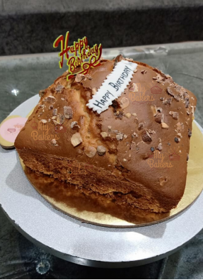 Tasty Exclusive Dry Fruit Dry Cake For Birthday