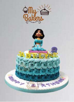 Exclusive Birthday Cake