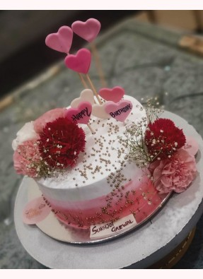 Exclusive Birthday Theme Cake
