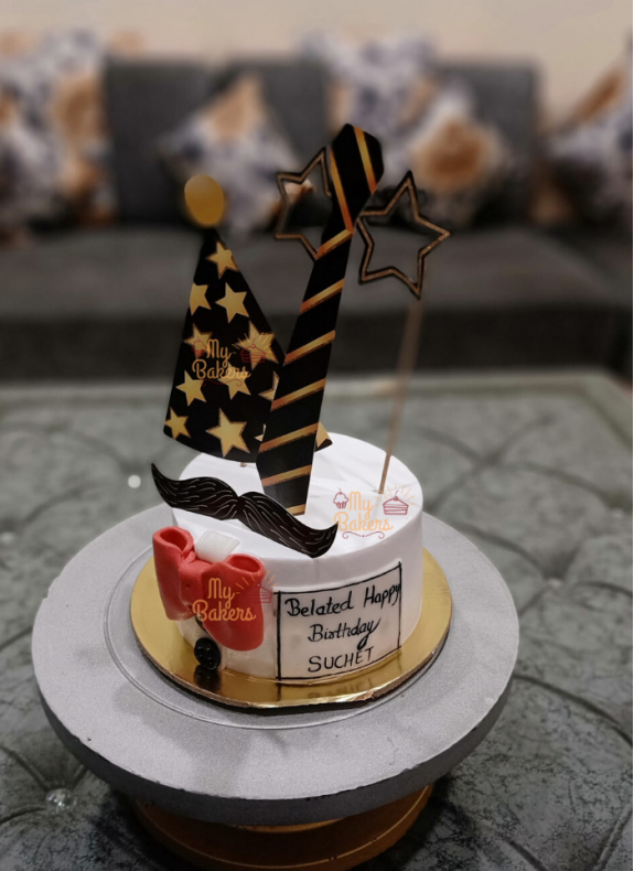 Exclusive Boy Theme Cake