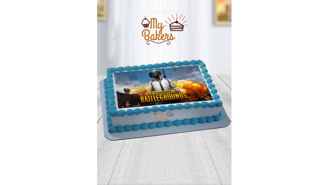 Cake For Youngsters