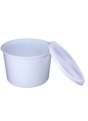 Flat Container 1200-ml pack of 10
