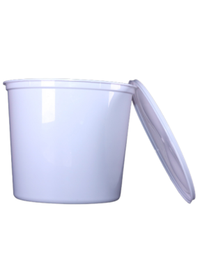 Flat Container 1500-ml pack of 10