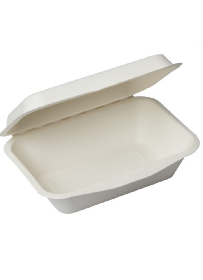 Biodegradable Packing Box 600 ml pack of 50