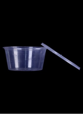 Round Container 150-ml pack of 10