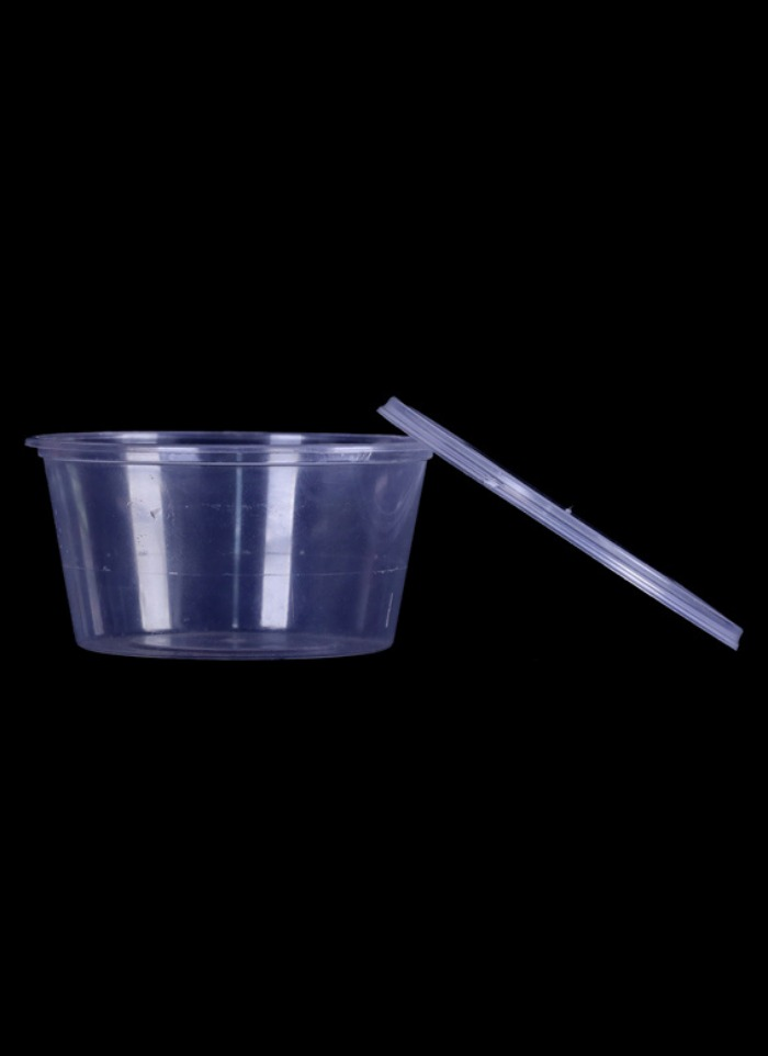 Round Container 150-ml pack of 50