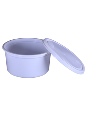 Round Container 250-ml pack of 10