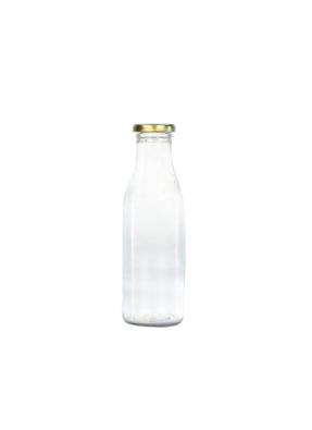 Round Milk Shake Bottle 200 ml pack of 10