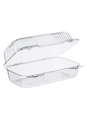 Dome Hinge Container 250 ml pack of 10