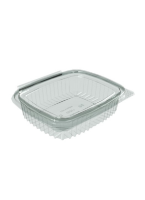 Flat Hinge Container 250 ml pack of 10