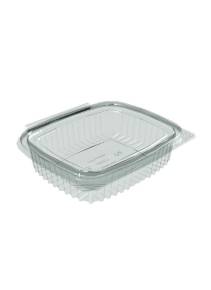 Flat Hinge Container 250 ml pack of 50