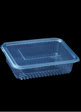 Hinge Container 1250 ml pack of 10