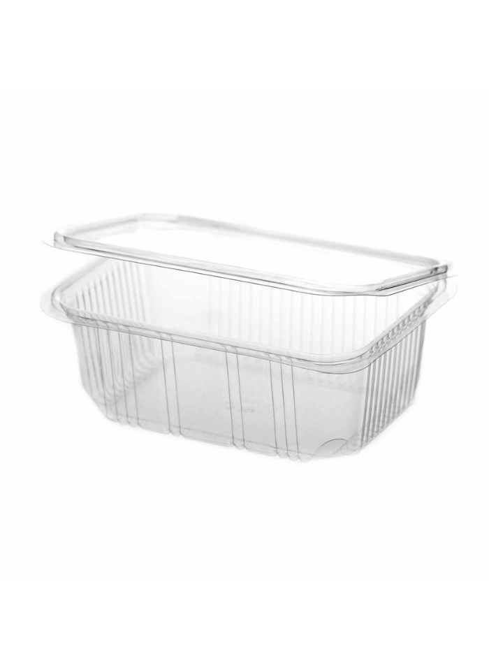 Hinge Container 600 ml pack of 10