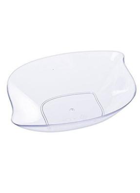 Leaf plate Transparent 70 ml pack of 10