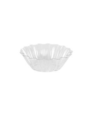 Tart bowl Transparent 40 ml pack of 10