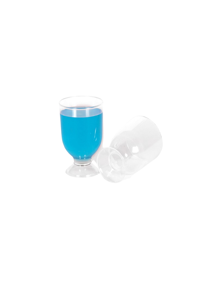 Tequila shot glass Transparent 30 ml pack of 10