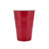Beer pong glass Red 50 Pieces 500 ml pack of 1