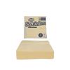 Premium Plain Paper Napkin 3ply Cream 33 x 33 cm pack of 30