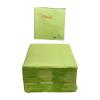 Premium Plain Cloth Napkin Kiwi 25x 25 cm pack of 100