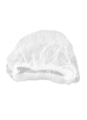 Disposable Mob Cap white pack of 100