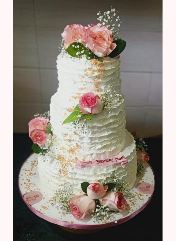 Exclusive 3 Tier Cake
