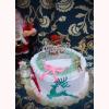 Exclusive Christmas Cake