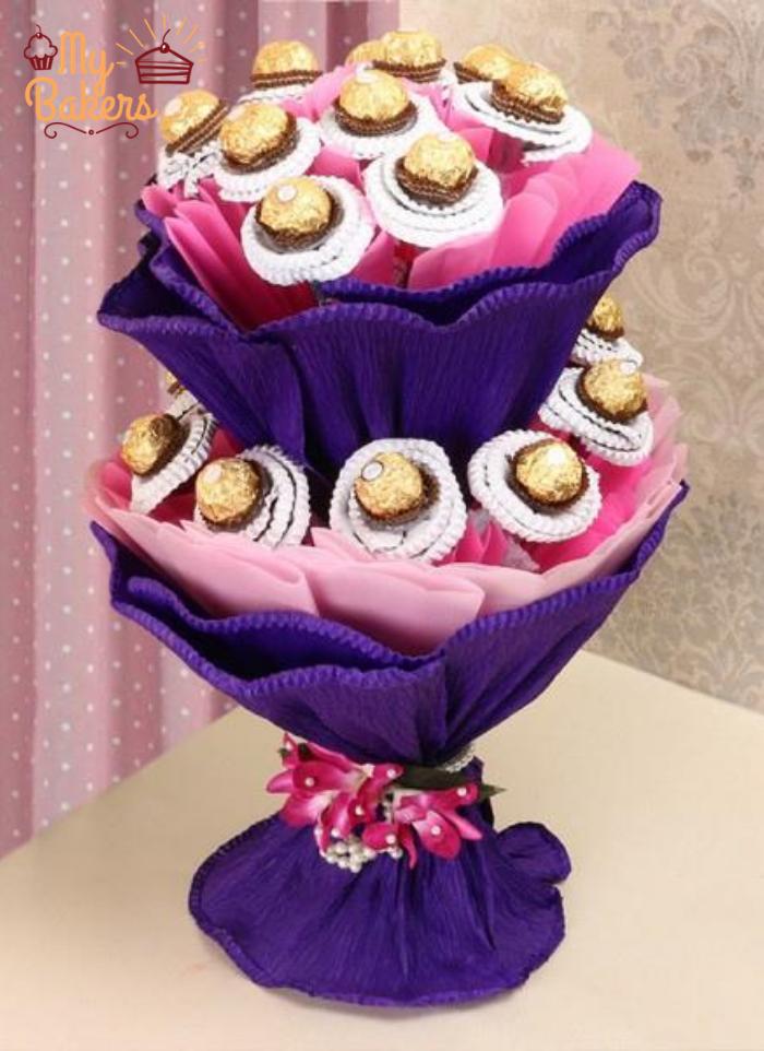Amazing Ferreo Rocher Bouquet