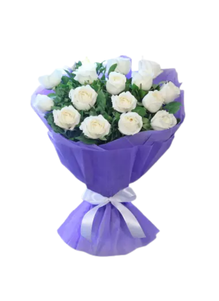 Bliss of Purity Bouquet