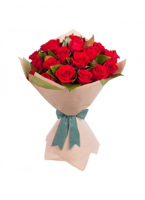 Love of Red Roses Bouquet