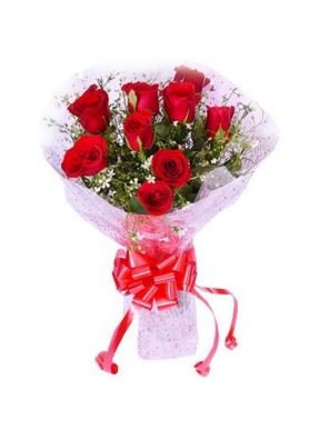 Special Red Rose Bouquet