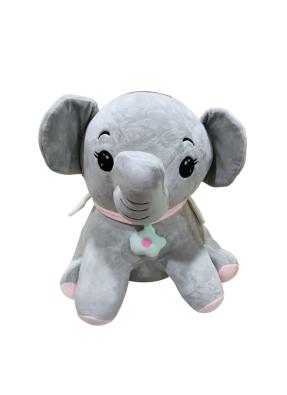 Big Giant Elephant Soft Toy 45 cm Grey