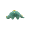 Dinosaur Sleeping Soft Toy 35 cm Green