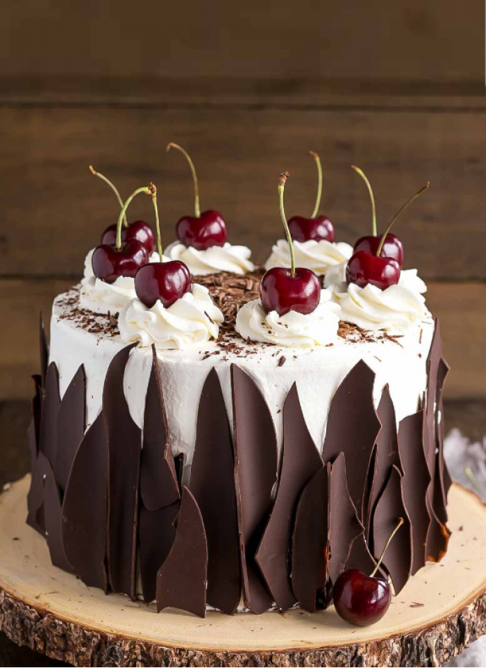 Exclusive Black Forest Cake