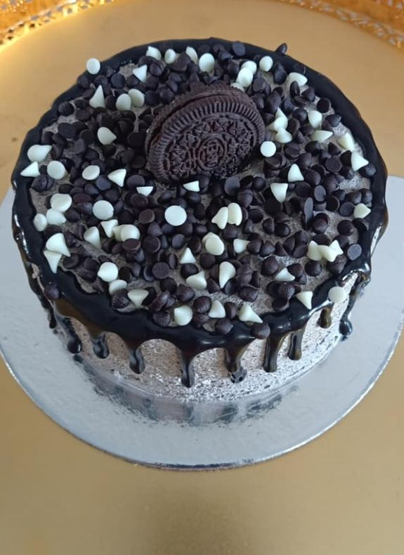 Oreo Cookies Cake Chocolate