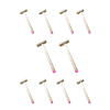 Pinata Wooden Hammer 10 inch pack of 10