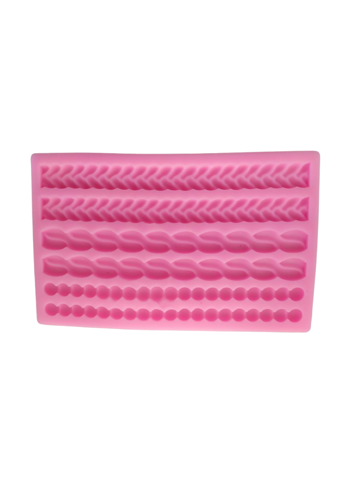 Silicone Marz Mould Bead Rope pack of 1