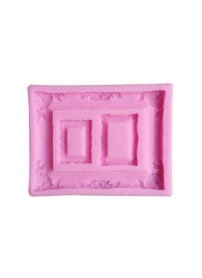 Silicone Marz Mould Photo Frame pack of 1