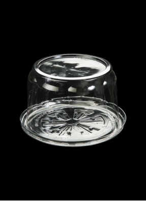 Cookies and Cake packing Container 5 inch Transparent pack of 10