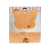Butterfly hanging 3D 11 pieces Rose Gold pack of 1