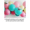 Balloon chain strip DIY pack of 1