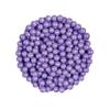 Purple Pearl balls 4 mm pack of 500 gram