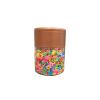 Multi color Numbers sprinkles pack of 100 gram