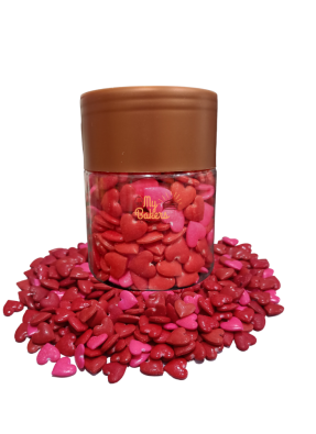 Red Hearts pack of 150 gram