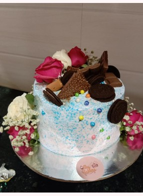 Online 1st Birthday Cake Boy Delivery In Ludhiana Order 1st Birthday Cake Boy