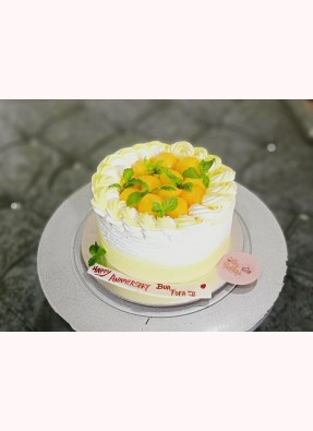 Mixed Fruit Cake For Anniversary
