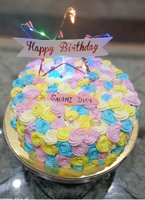 Birthday Cake For Didi